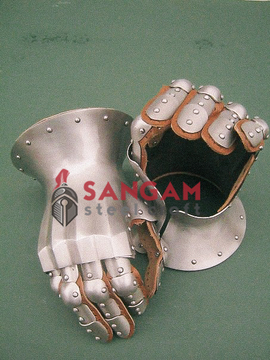 Hand Protection Gauntlet