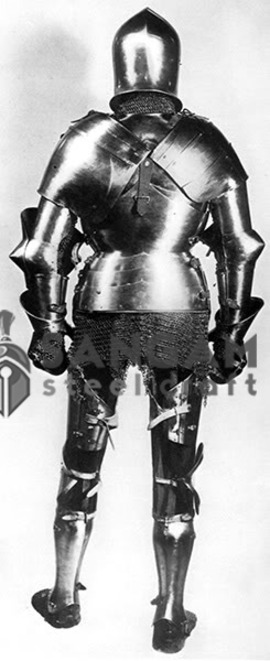 15th century Full Body armour