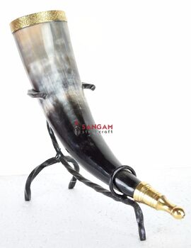 Viking Drinking Horn 3
