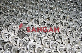8 MM CHAIN MAIL (FLAT RIVETED)