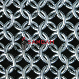 10 MM BUTTED CHAINMAIL